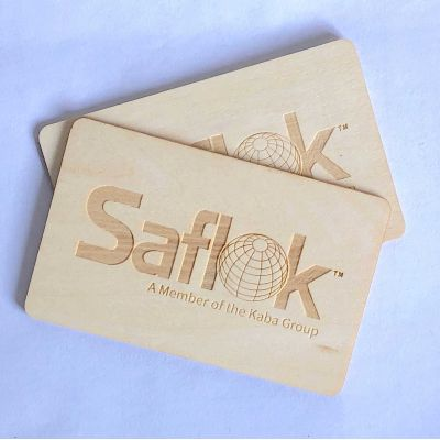 Eco-friendly And Biodegradable Mifare Class 1k Chip Cards