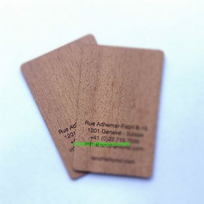 Mifare Cards,Mifare Wood Cards,Wood RFID Cards