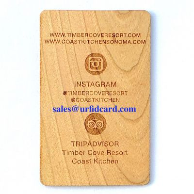 More Eco-friendly and Carbon Neutral Cards/Keys